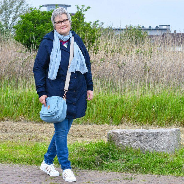 Plus Size Sommerparka –  Warum und wie ich ihn mir einfach selber genäht habe