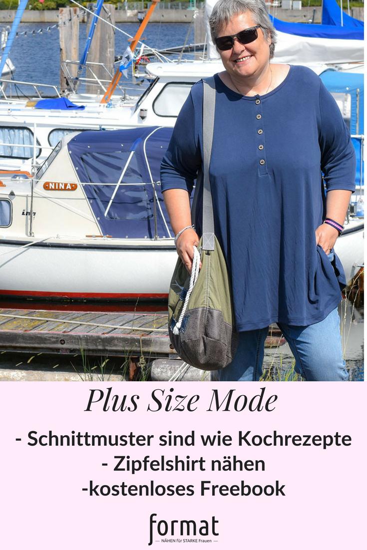 Plussize-Mode selber nähen