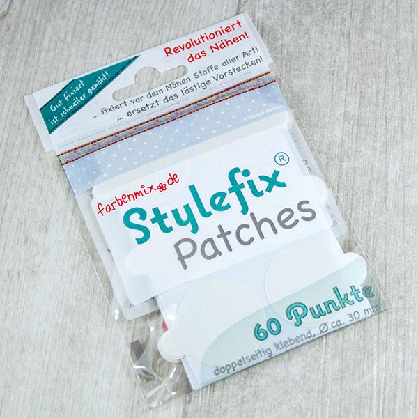 STYLEFIX Patches - doppelseitige Klebepunkte von farbenmix.de