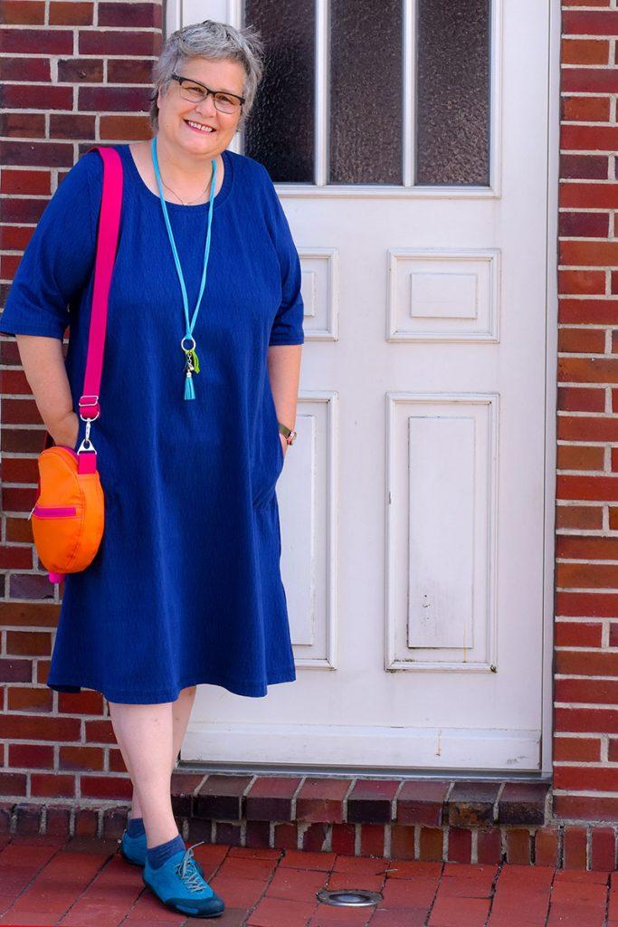 Mamacita-Kleid in Plussize Größe