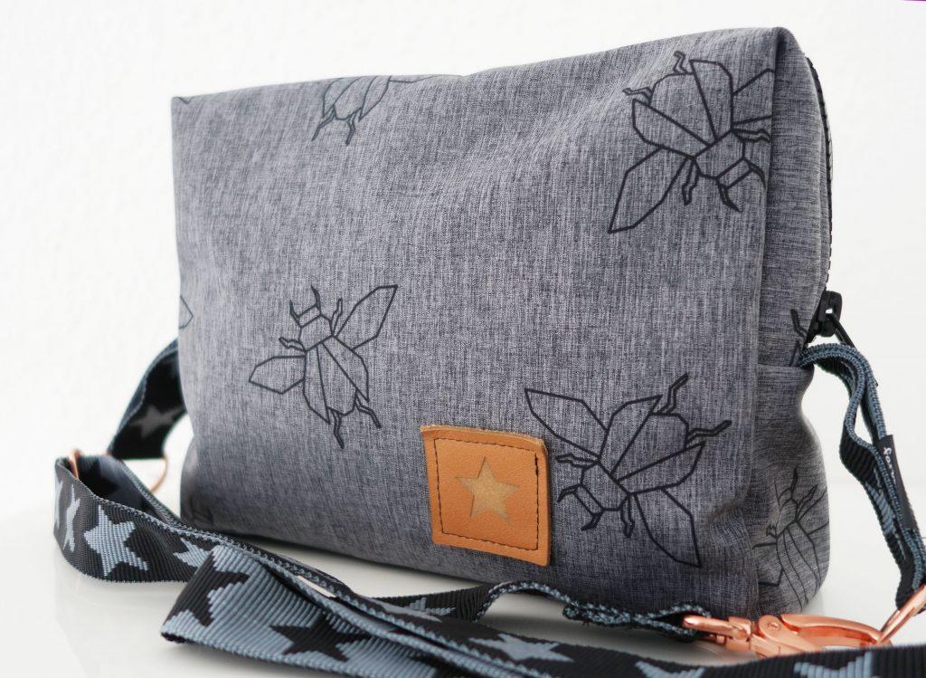 Tasche aus Softshell