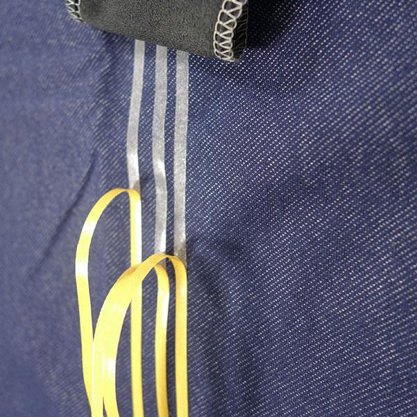 Streifenbänder mit StyleFix aufkleben