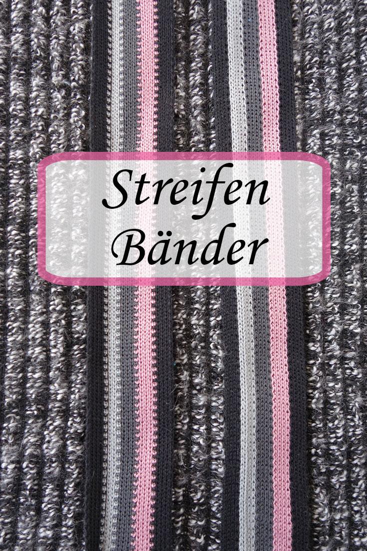 Streifenbänder bei farbenmix.de
