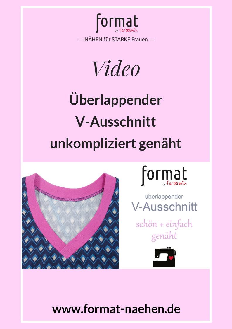 Video Überlappender V-Ausschnitt
