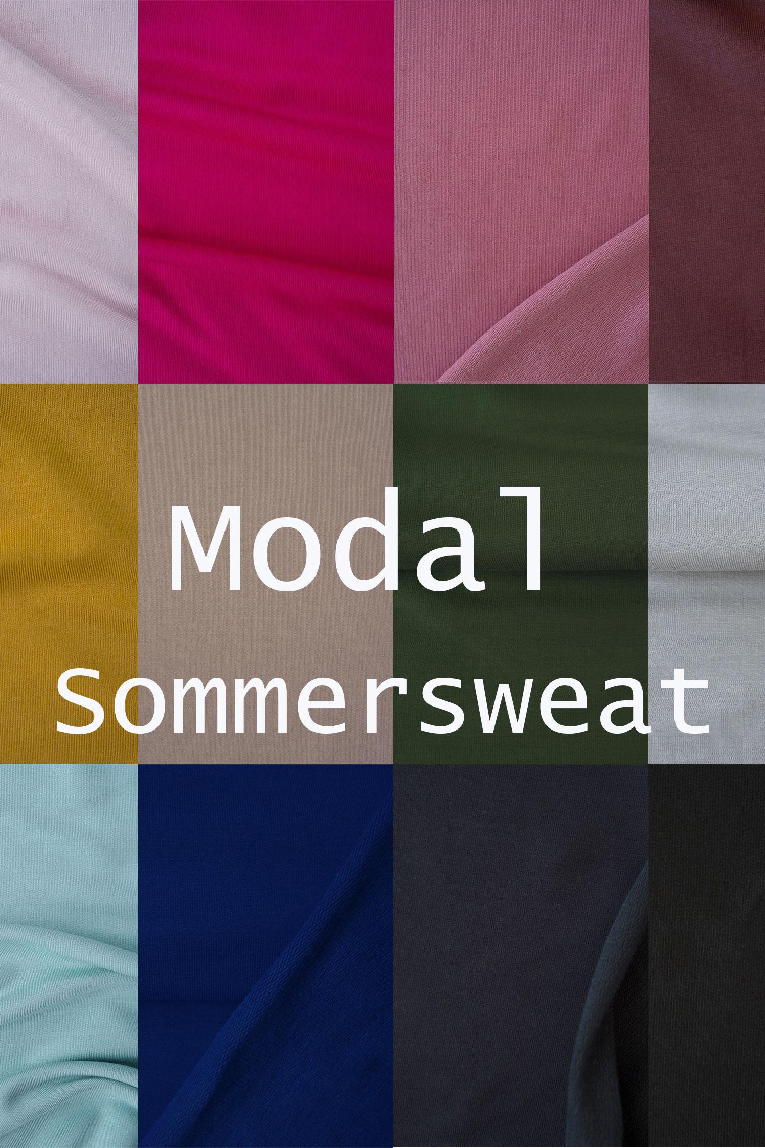 Modal Sommersweat bei farbenmix.de