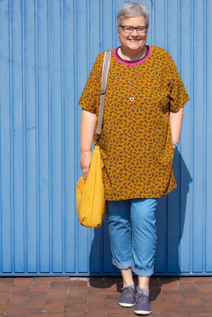 Blusenshirt und Komforthose nähen