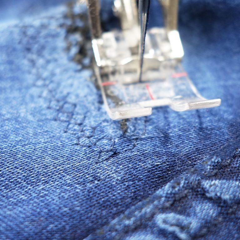 Hosen – Leidige Scheuerstellen an den Oberschenkeln stopfen