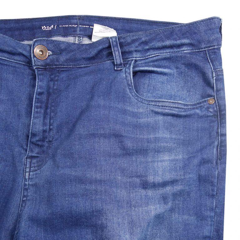 Rette die Schrankleiche: die ständig rutschende Hose