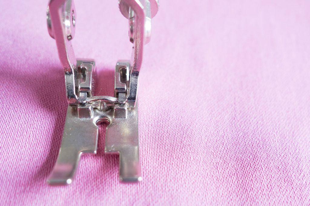 Jeansfuß für die Nähmaschine